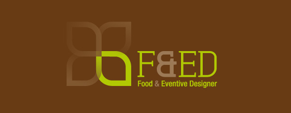 Logo f&ed traiteur